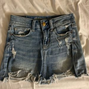 ⭐️3 for $20 Cute American eagle jean skirt 💙🦅